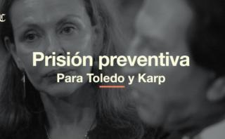 Toledo: ¿Un segundo pedido de arresto en EE.UU. tendrá éxito?