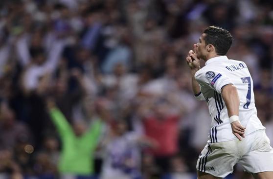 Cristiano: la celebración de su 'hat-trick' con Real Madrid