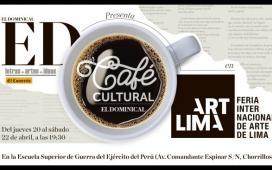 Café Cultural El Dominical - ArtLima 2017