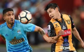 Cristal empató 0-0 con The Strongest y se complica en la Copa