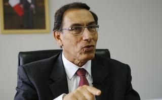 """Vizcarra: quitar restricción contra Nadine es """"contradictorio"""""""