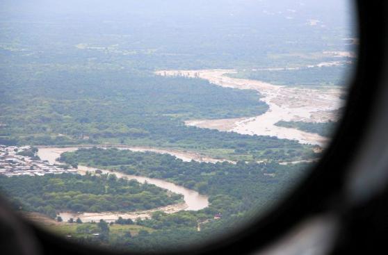 Así luce el río Piura a tres semanas de su desborde [FOTOS]