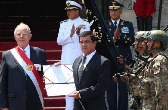 PPK condecoró a comandos de Chavín de Huántar [FOTOS]