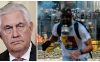 """Estados Unidos: """"Maduro está violando su propia Constitución"""""""