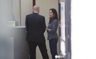 Fiscalía evalúa pedir prisión preventiva contra Nadine Heredia