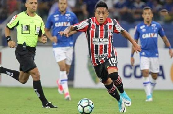 Sao Paulo ganó 2-1 a Cruzeiro pero fue eliminado de Copa Brasil 0ced1d3350edd
