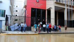 Prorrogan estado de emergencia en cortes judiciales del norte