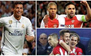 DT Champions: mira los 12 goles de cuartos de final (vuelta)