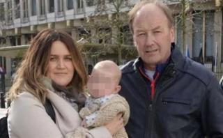 """EE.UU. cita a bebé de 3 meses """"a declarar"""" por terrorismo"""