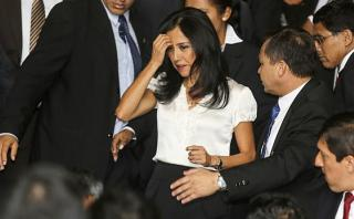 Nadine Heredia: ¿Es viable volver a pedir prisión preventiva?