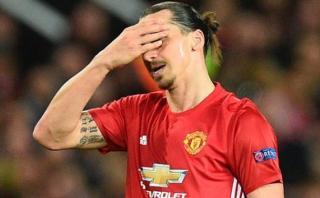 Ibrahimovic: no creerás el gol que se perdió en Europa League