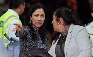 Nadine Heredia: Fiscal la cita para un nuevo interrogatorio