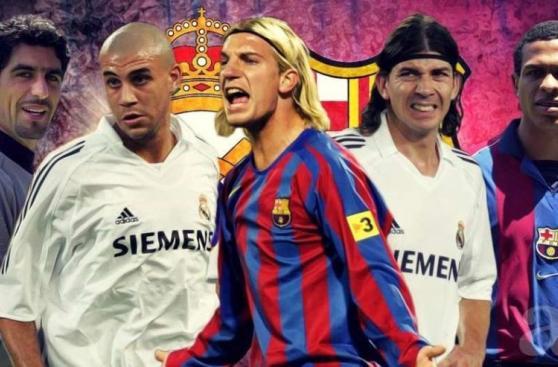 Real Madrid-Barcelona: el 'peor once' sudamericano en clásicos