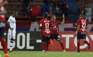 Melgar cayó 2-0 ante I. Medellín por Copa Libertadores 2017