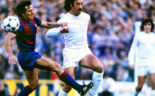 Madrid vs. Barcelona: la única vez que se jugó fuera de España