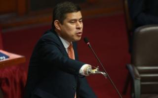 """Galarreta: """"Voltear la página no es no criticar al Gobierno"""""""