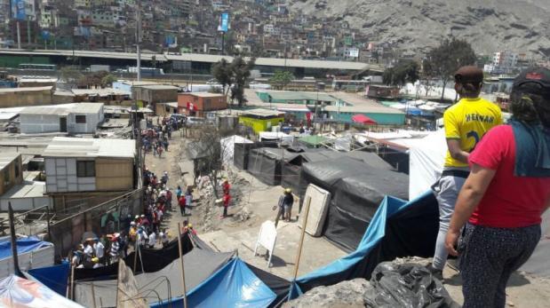 Lima aprobó cambio de zonificación a terreno de Cantagallo