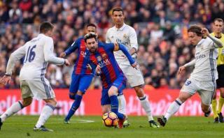 Real Madrid vs Barcelona: día, hora y canal del clásico español