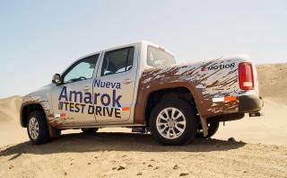Volkswagen lanzó en Perú la nueva Amarok