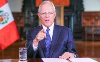 PPK reiteró su preocupación por la situación de Venezuela