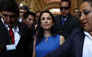 Comisión Lava Jato cita a ex primera dama Nadine Heredia