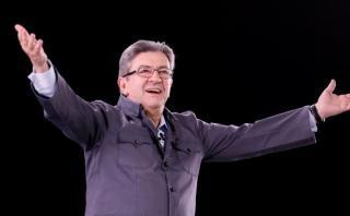 Melenchon, el candidato francés que admira a Fidel Castro