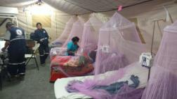 Piura: inician jornada para eliminar el zancudo del dengue