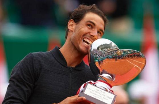 Rafael Nadal y la conquista de su décimo título en Montecarlo