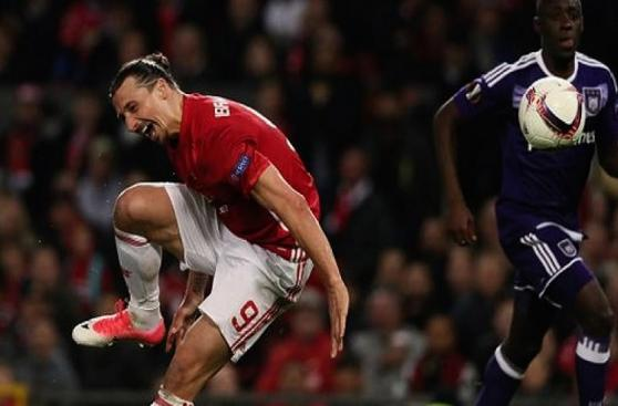 Ibrahimovic y algunas de las peores lesiones del fútbol [FOTOS]