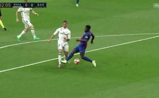 ¿Fue penal sobre Cristiano? La polémica que reclama todo Madrid