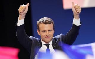 """Macron: """"Hemos cambiado la cara de la política francesa"""""""