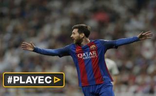 Lionel Messi llegó a los 500 goles con Barcelona