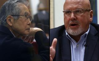 "Bruce: ""Si me preguntan, yo liberaría a Alberto Fujimori"""