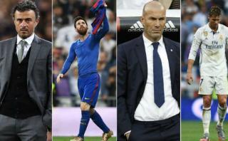Messi y su golazo: las reacciones de CR7, Luis Enrique y Zidane