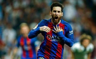 La desaforada narración del golazo de Lionel Messi en clásico