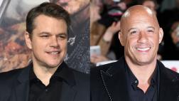 """Rápidos y furiosos 9"": ¿Matt Damon será la figura del filme?"