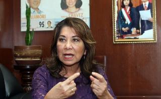 """Chávez: """"Lamento manoseo que hacen con la libertad de Fujimori"""""""