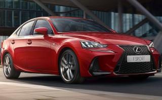 Lexus presenta la nueva generación del IS200t