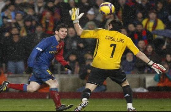 Lionel Messi y sus 5 mejores goles al Real Madrid en imágenes