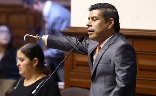 """Galarreta: """"Que PPK dé el indulto, con su firma haría justicia"""""""