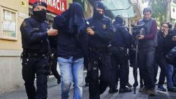 Detienen a nueve en operación antiyihadista en Barcelona
