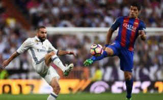 """Dani Carvajal a Luis Suárez: """"Mira la Champions en casa"""""""