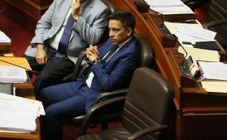 Vieira dice que 30 fujimoristas respaldan prisión domiciliaria