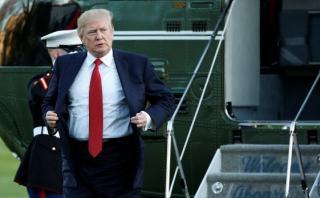 Trump, 100 días: su impredecible lucha contra el terrorismo