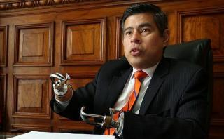 """Abrir el tema de Fujimori a un debate nacional me preocupa"""