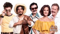 """""""De vuelta al barrio"""" ya tiene fecha de estreno: detalles aquí"""