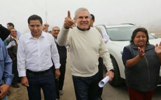 """Luis Castañeda está a favor de """"libertad"""" para Alberto Fujimori"""