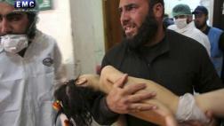 Francia señala a Bashar al Assad por ataque químico