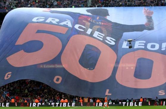 Barcelona: la fiesta en el Camp Nou con Messi como protagonista