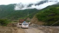 Cajamarca: dos distritos permanecen con tránsito restringido